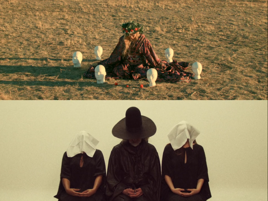 """Matevosian's Video for Bei Ru's 'Tortoisehead', inspired by Jodorowsky's """"The Holy Mountain"""""""