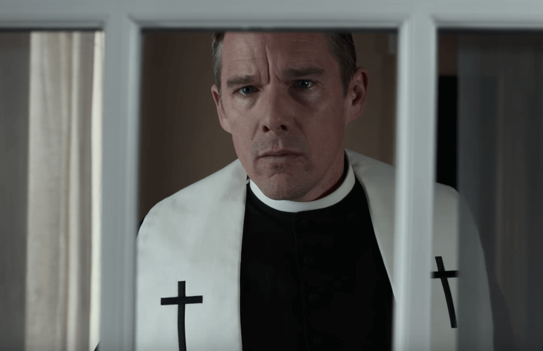 First Reformed (2017) dir. Paul Schrader